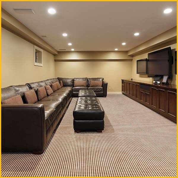 BASEMENT LIGHTING INSTALLATION SPECIALISTS