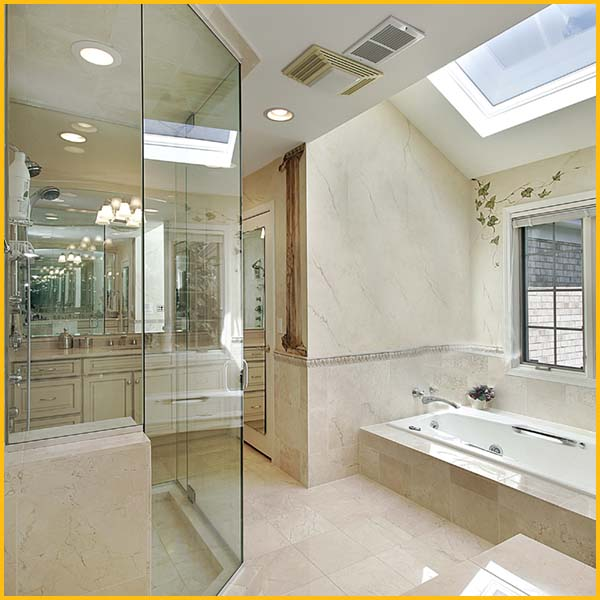BATHROOM EXHAUST FAN INSTALLATION - Bathroom ceiling fan installation