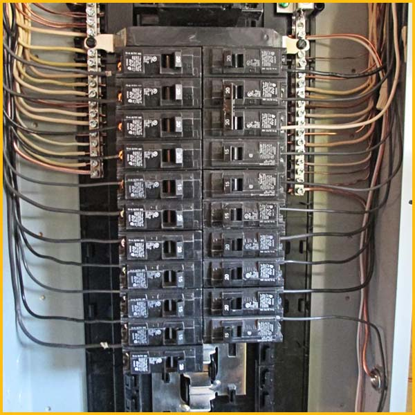 Wiring Into An Electrical Panel - WIRE Center •