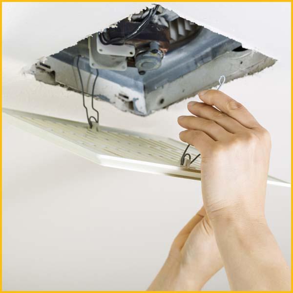 bathroom exhaust fan installation - Bathroom Exhaust Fan Installation